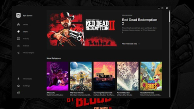 How to redeem codes on the Epic Games Store