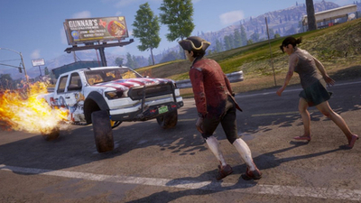 State of Decay 2 DLC brings Revolutionary War-themed zombies | PC Gamer