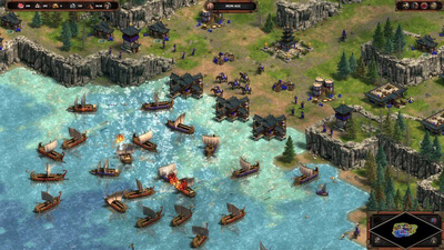 Age of Empires: Definitive Edition to support cross-play between the Microsoft Store and Steam