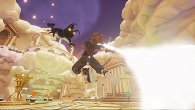 Kingdom Hearts 3 Critical Mode Release Date Announced