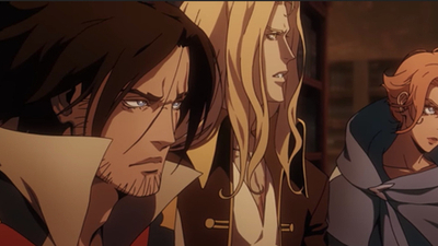 Netflix's Castlevania teases the second season with a blood-soaked new trailer