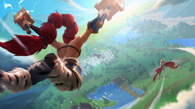 Battlerite Royale is now a standalone game, launches in Early Access next month | PC Gamer