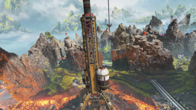 Apex Legends Is Once Again Exciting Thanks To World's Edge, Season 3's New Map - GameSpot