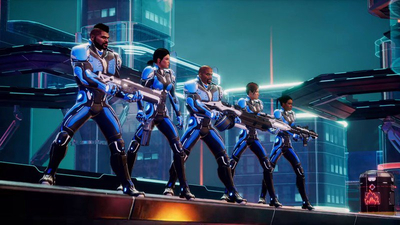 Crackdown 3 free 'Extra Edition' update now available, adds cheats and multiplayer unlocks