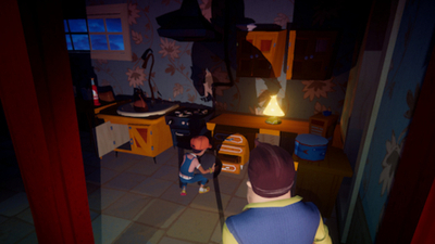 Hello Neighbor gets asymmetrical multiplayer sequel Secret Neighbor