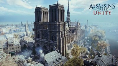 Ubisoft Offers Assassin's Creed Unity for Free After Notre-Dame Fire