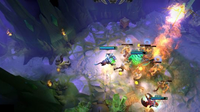 Dota 2's Underhollow mode is underwhelmingly hollow