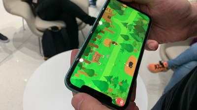 Apple Arcade hands-on — dozens of original cartoon games aimed at family players