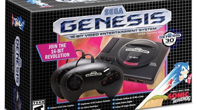 Sega Genesis Mini goes up for preorder at GameStop, comes with 40 games
