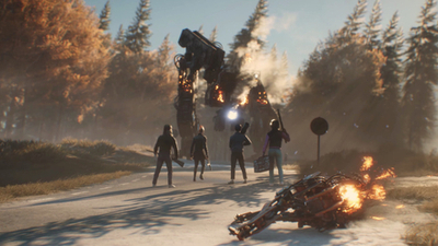 Generation Zero will build on stealth mechanics from Avalanche Studios' The Hunter