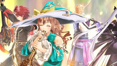 Music-themed JRPG Shining Resonance Refrain out now