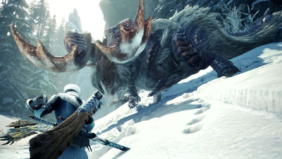 Monster Hunter World: Iceborne finally has a PC release date