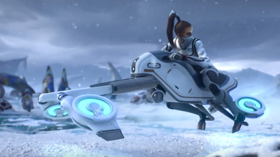 Subnautica: Below Zero introduces series' first land vehicle in new Snowfox Update