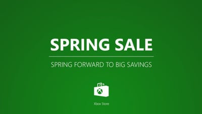 Xbox Spring Sale Starts Tonight, Offers 3 Months of Game Pass for $1