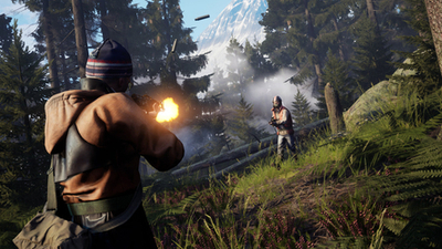Vigor is a new survival game from the studio behind Arma and DayZ