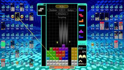 2nd Tetris 99 Maximus Cup Changes the Rules So More Players Have a Shot at Winning