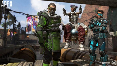 Apex Legends Will Ban Players for Piggybacking