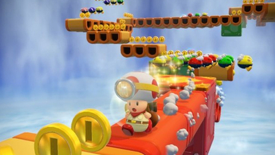 Captain Toad Levels: How to Unlock Super Mario Odyssey Levels