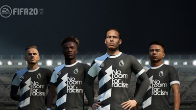 FIFA 20 rolls out No-Racism kits in solidarity with England