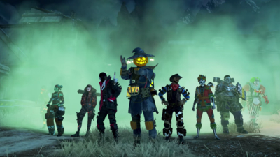 New Apex Legends Fight Or Fright Trailer Gives The Battle Royale A Halloween Makeover