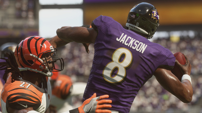 Madden gets its fastest QB ever, and a video game legend congratulates him