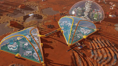 A few updates later, Surviving Mars is quietly a much better game