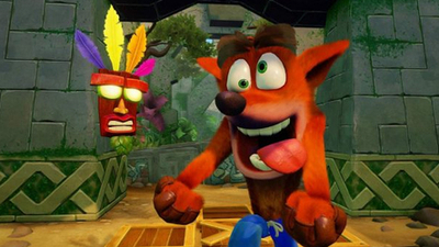 Crash Bandicoot N Sane Trilogy Back to Number One in the UK