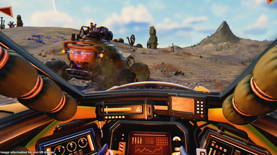No Man's Sky: Beyond guide — How it works in VR