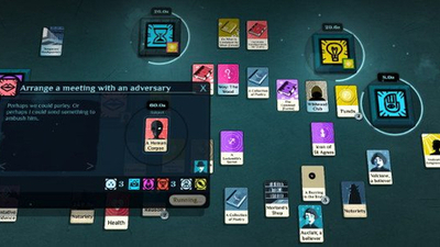 "Not including a tutorial in Cultist Simulator was ""the most contentious decision of the whole project"""