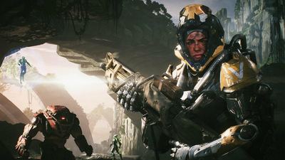 Report: BioWare Wants Anthem to be Its Own A Realm Reborn