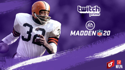 Madden 20: Get Jim Brown Free For MUT With Amazon Prime Deal
