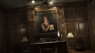 The psychological horror game Layers of Fear is free on Steam | PC Gamer