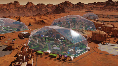 Surviving Mars dev 'made a straight honest to god mistake' by overlooking tutorials | PC Gamer