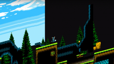 Shovel Knight Was Developed In 3D