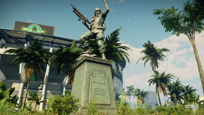 Why demons are coming to Just Cause 4's shooter sandbox