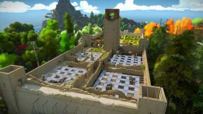 The Witness Nintendo Switch Port is Probably Never Going to Happen