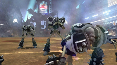 Mutant Football League comes to Nintendo Switch this fall