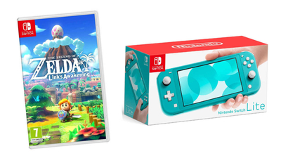 Get A Switch Lite, Link's Awakening Bundled For $219 (Limited Time Only)
