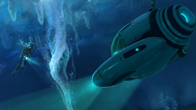 Subnautica: Below Zero returns to the sea for a brand-new mystery | PC Gamer