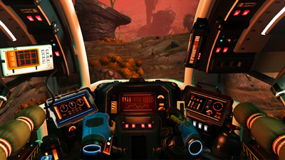 No Man's Sky in VR is the best and worst of modern VR