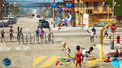 NBA Playgrounds 2 picks up 2K Sports as publisher