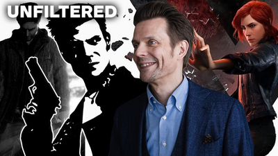 Sam Lake on Alan Wake 2, Control, How Max Payne Changed His Life, and More! – IGN Unfiltered #44 - IGN