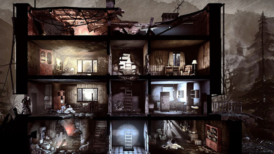 This War of Mine has sold 4.5 million copies and raised $500K for charity