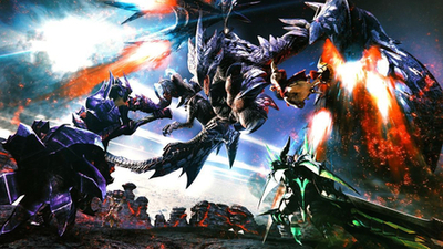 Everything New Monster Hunter Generations Ultimate Brings to Nintendo Switch
