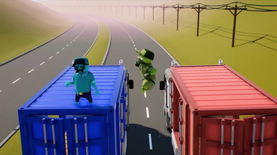 Multiplayer beat 'em up 'Gang Beasts' launches on Xbox