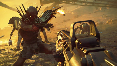 Rage 2 blasts first gameplay video
