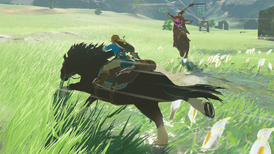 Zelda: Breath Of The Wild's Labo VR Mode Further Detailed