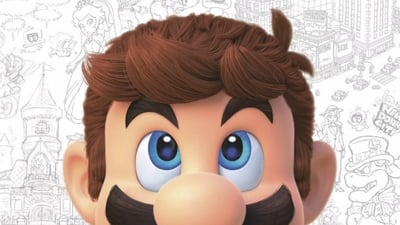 Here's A Sneak Peek Inside The Art Of Super Mario Odyssey