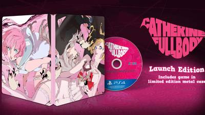 Catherine: Full Body Launch Edition (PS4) On Sale At Amazon, Includes Metal Case