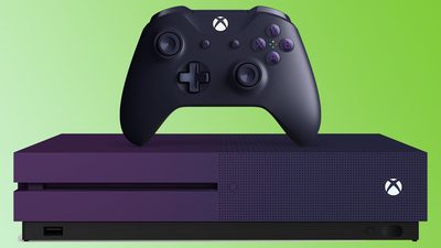 A Purple Xbox One S Fortnite Special Edition Bundle Is Coming June 7